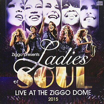 Ladies Of Soul - Live At The Ziggodome.. CD (2) Demp Music NEW