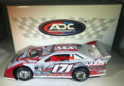 Chase Junghans 2018 ADC 1//64 #18 Dirt Late Model Diecast FREE SHIP!
