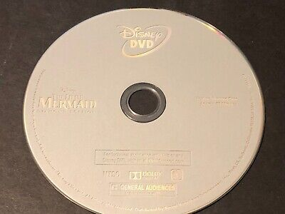 The Little Mermaid (DVD, 2013 Diamond Edition)   •Disc Only•