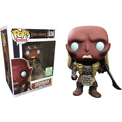 The Lord of the Rings - Grishnakh Pop! Vinyl Figure (2019 ECCC)