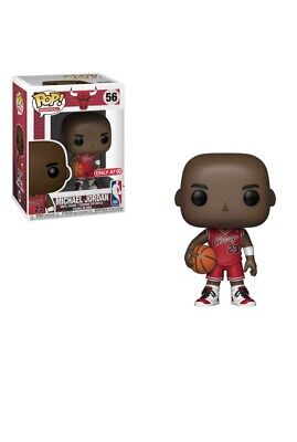 Funko Pop! Michael Jordan Target Exclusive #56 Bulls NBA
