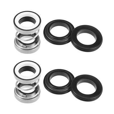Mechanical Shaft Seal Replacement for Pool Spa Pump 2pcs 202-20