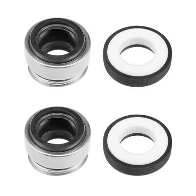 Mechanical Shaft Seal Replacement for Pool Spa Pump 2pcs 301-14