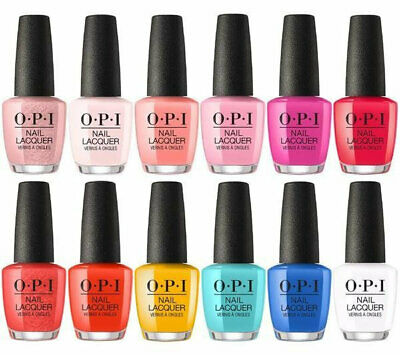 OPI NAIL LACQUER: Various Colors OPI NAIL POLISH 15ml 0.5 fl oz - AUSTRALIA NEW
