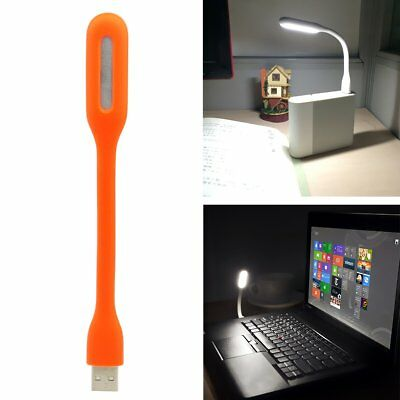Portable USB LED Light Lamp For Computer Keyboard Reading Notebook PC Laptop New