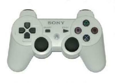 Sony SIXAXIS Dualshock3 Controller weiss - PS3