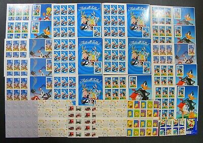 drbobstamps US MNH Self Adhesive Booklets & Souvenir Booklets Postage Face $365