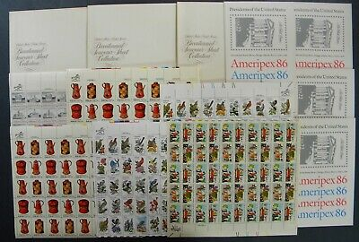 drbobstamps US MNH Commemorative & Souvenir Sheets Postage Collection Face $427