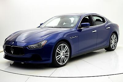2015 Ghibli S Q4 2015 Maserati Ghibli S Q4, One Owner, Sold By Us New, Pre-Certified
