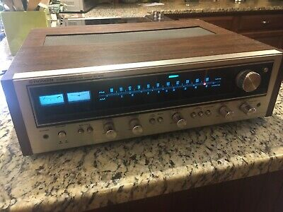 VINTAGE PIONEER SX-636 Receiver FOR PARTS OR REPAIR Very Clean