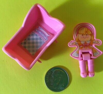 Barbie Kelly Krissy Polymer Doll Accessories *Hot Pink Replacement Doll Binkie*