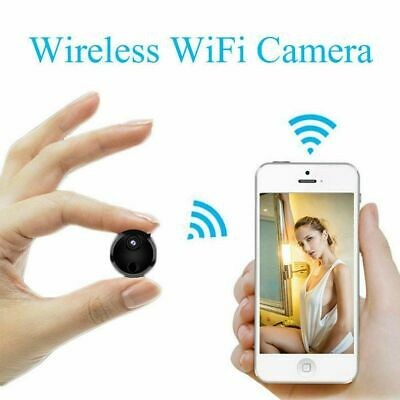 Mini HD 1080P WIFI Spy Hidden Camera USB Wall Charger Adapter Video Recorder