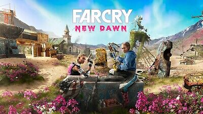 Far cry NEW DAWN Uplay Account, PC - Region free