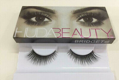 68fb1de4128 LIKE HUDA BEAUTY Eyelashes Fake Lashes #1 TO #12 *FREE UK DELIVERY ...