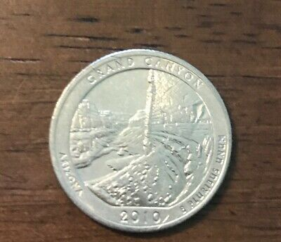 2010-D Grand Canyon NP America the Beautiful Quarter • #0315 • Buy 6 Get 40% Off