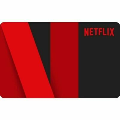 $50 Netflix Gift Card - E-Mail Delivery - Delivery Within 24 Hours - USA Only!