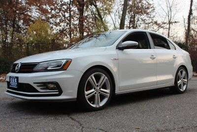 2016 Volkswagen Jetta GLI SEL,SUN ROOF, LEATHER HTD SEATS,NAV, LANE TRAC RED BRAKE CALIPERS, RED INTERIOR TRIM ACCENTS INCLUDING RED STITCHING ON LEATHER