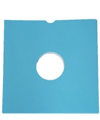 """50 X 7"""" Blue Card Record Masterbags Sleeves / Covers *New +Free Uk Delivery"""