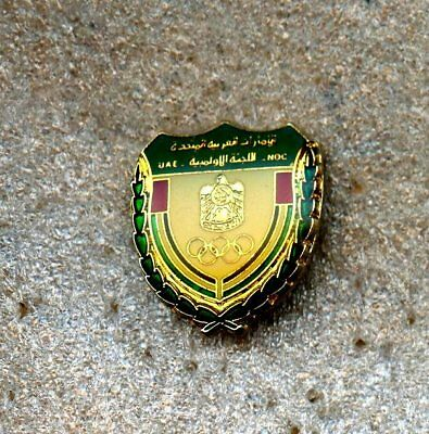 NOC United Arab Emirates 1992 Barcelona OLYMPIC Games Pin