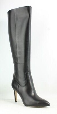 13abb63bf4c Sam Edelman Womens Olencia Black Leather Fashion Boots Size 6 (195729)
