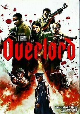 Overlord  DVD Free Shipping