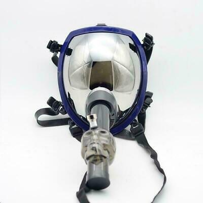 US Silicone Hookah Gas Mask Tobacco Smoking Pipe Ball Type With Pipes Protect