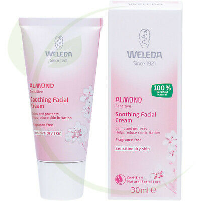 WELEDA - Soothing Facial Cream Almond - 30ml