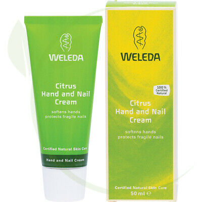WELEDA - Hand and Nail Cream Citrus - 50ml