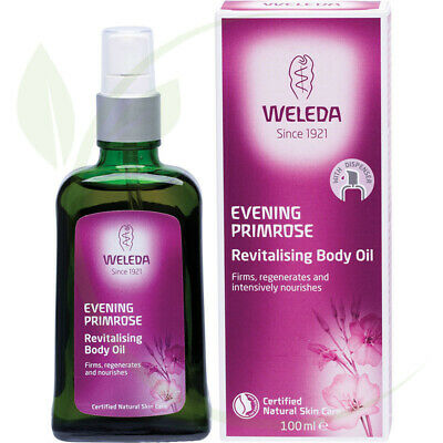 WELEDA - Body Oil Evening Primrose - 100ml