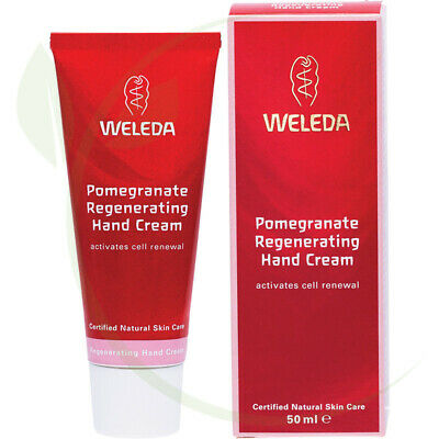 WELEDA - Hand Cream Pomegranate - 50ml