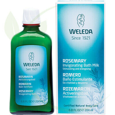 WELEDA - Bath Milk Rosemary - 200ml