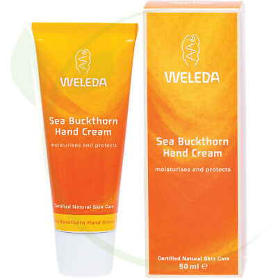 WELEDA - Hand Cream Sea Buckthorn - 50ml