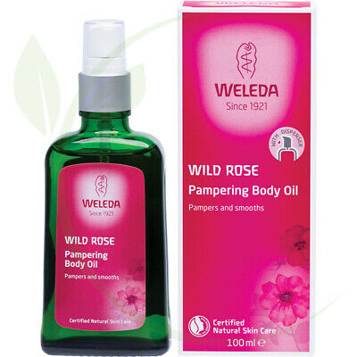 WELEDA - Body Oil Wild Rose - 100ml