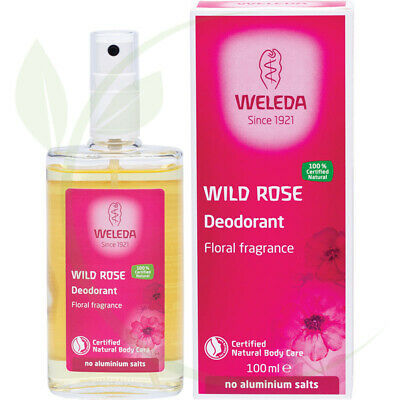 WELEDA - Deodorant Wild Rose - 100ml