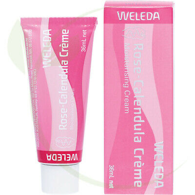 WELEDA - Rose-Calendula Creme - 36ml
