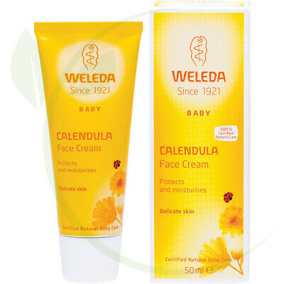 WELEDA - Calendula Face Cream Baby - 50ml