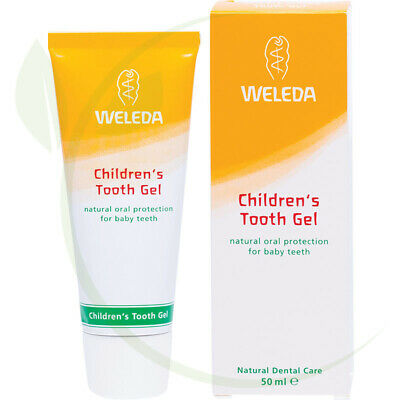 WELEDA - Children's Tooth Gel - 50ml