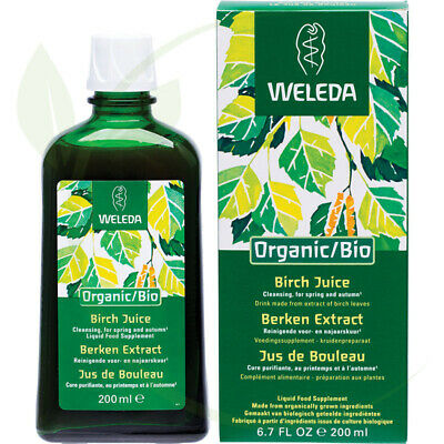 WELEDA - Organic / Bio Birch Juice - 200ml