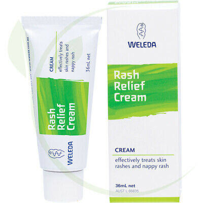 WELEDA - Rash Relief Cream - 36ml