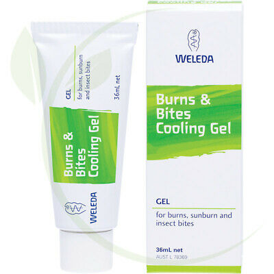 WELEDA - Burns & Bites Cooling Gel - 36ml