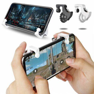 2Pc PUBG Mobile Phone Shooter Controller Game Trigger Gamepad Fire Button Handle