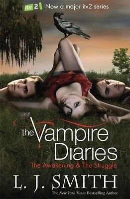 Acceptable, The Awakening: AND The Struggle Bks. 1 & 2 (The Vampire Diaries), L