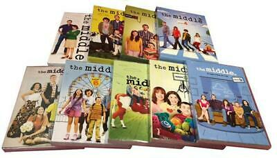NEW! The Middle Complete Series Seasons 1-9 (DVD 27 Disc Set) 1 2 3 4 5 6 7 8 9