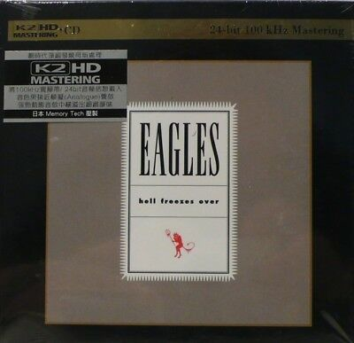 Eagles  Hell Freezes Over Geffen 5331147 K2-Hd-Cd Mastering