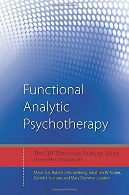 Functional Analytic Psychotherapy (CBT Distinctive Features)-Mavis Tsai