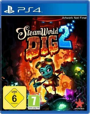 Steamworld Dig 2 (PlayStation PS4), DVD-ROM