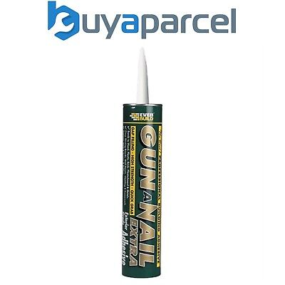 Everbuild Gun A Nail Extra Strength Quick Grab Panel Adhesive C3 Size Cartridge