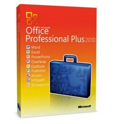 Microsoft Office 2010 ProPlus MS Office PRO product key per email Deutsch French