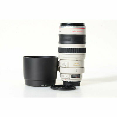 Canon EF100-400MM F/4.5-5.6L Is USM Objetivo con Zoom