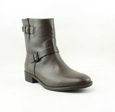 219e2a773ac NEW UGG WOMENS Fletcher Brown Motorcycle Boots Size 7 - $79.99 ...